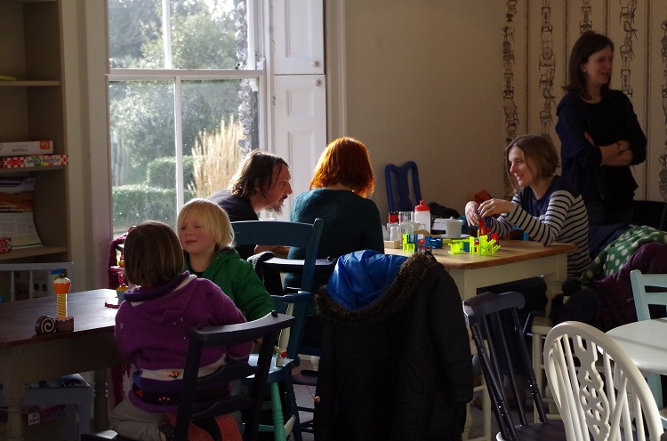 Wycombe Museum Cafe